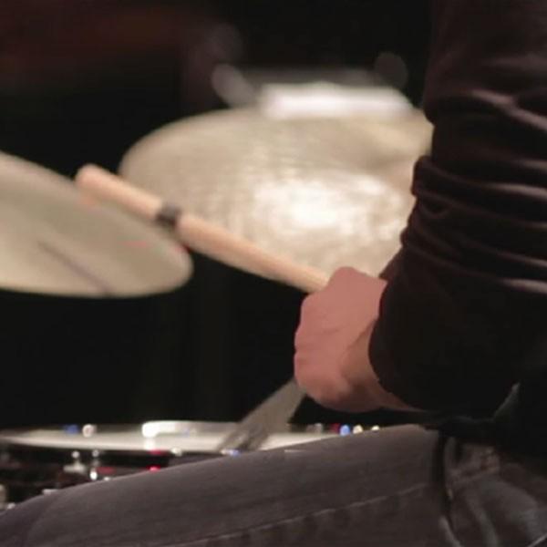 Emiliano Barrella, drummer