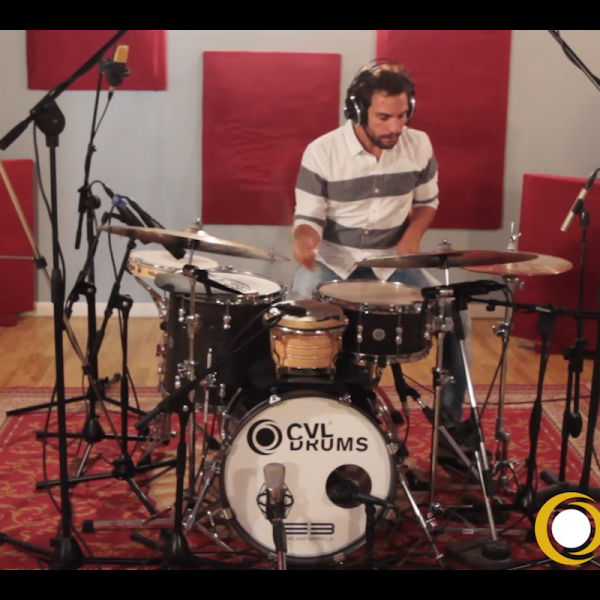 Emiliano Barrella – CVL Drums