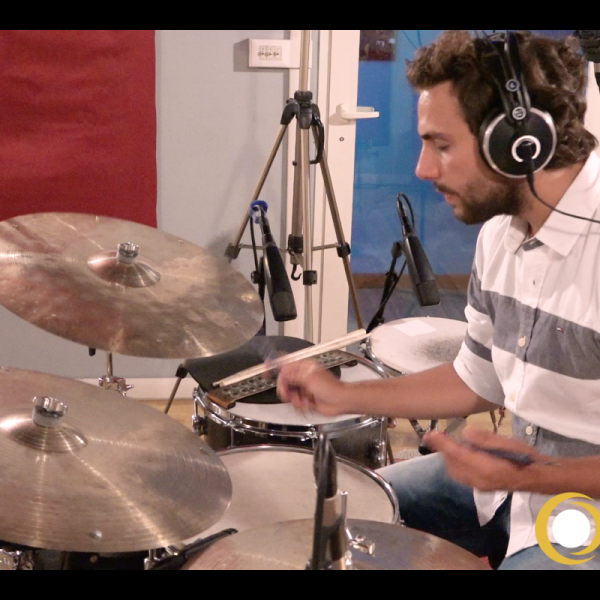 Emiliano Barrella – CVL Drums. Walzer a Forcella